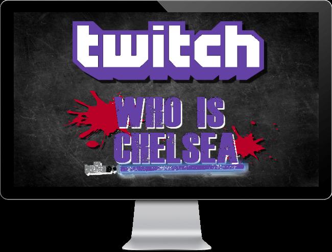WhoisChelsea - Chelsea Cook Website